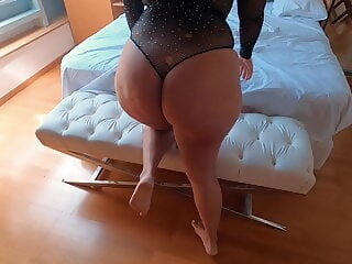 Watch Thick Latina Milf Cheating On Her Hubby With Her Stepson